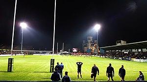 Stadionul Arcul de Triumf - Image: Stadionul Arcul de Triumf 2016
