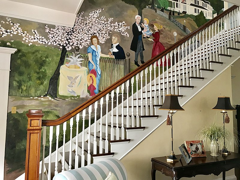 File:Staircase in the wheless house.jpg