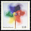 Stamp Germany 2000 MiNr2106 Post.jpg