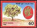 Stamp of India - 1988 - Colnect 165257 - World Environment Day - Khejri tree.jpeg