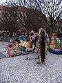 Staroměstské náměstí, indiánská kapela.jpg