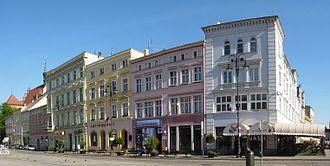 Bydgoszcz - Stare Miasto (Old Town) in Bydgoszcz
