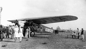 Avro 618 Ten - Southern Sun
