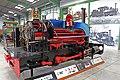 Statfold Barn Railway - Gertrude is not a runner (geograph 5381329).jpg