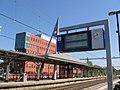 Station Overvecht, perron. Utrecht, 2019 - 3.jpg