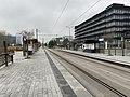Station Tramway IdF Ligne 6 Dewoitine - Vélizy-Villacoublay (FR78) - 2021-01-03 - 3.jpg