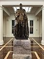 Statue of George V at the King's Hall, Old Parliament House, Canberra, Australia.jpg