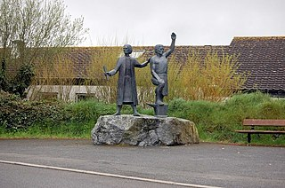 Cornish rebellion of 1497 popular uprising by the people of Cornwall in the far southwest of Britain