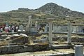 Statues in front of Temple of Dionysus 102065.jpg