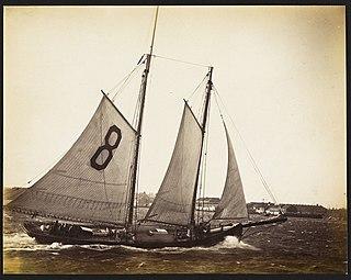<i>Sylph</i> (pilot boat) Sandy Hook Pilot boat