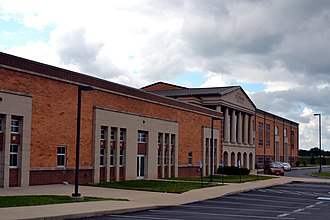 Riverside, Ohio - Stebbins High School