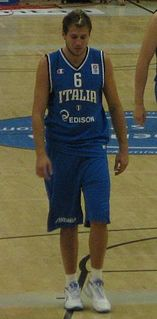 Italian basketball player