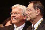 Steinmeier Solana Karlspreis 2007.jpg
