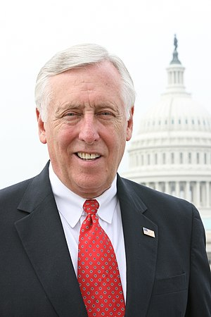 Steny Hoyer, official photo as House Minority ...