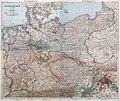Stieler - Das Deutsche Reich in 4 Blättern, 1911 (composite map).jpg