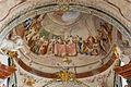 Stift Altenburg Bibliothek Fresko Hauptkuppel 01.JPG