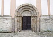 Stift Wilhering Portal