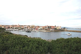 Stintino Comune in Sardinia, Italy