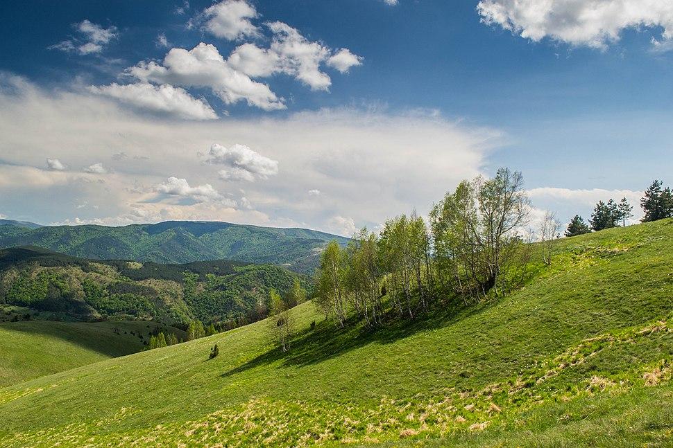 Stolovi Mountain