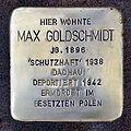 Stolperst domitianstrasse 4 goldschmidt max.jpg
