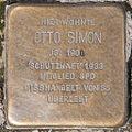 Stolperstein Otto Simon by 2eight 3SC1329.jpg