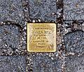Stolperstein Salzburg, Verlegestelle Nonntaler Hauptstraße 1.jpg
