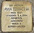 Stolperstein für Anna Terracina (Rom).jpg