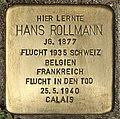 Stolperstein für Hans Rollmann (Köln).jpg
