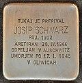Stolperstein für Josip Schwarz (Lendava).jpg
