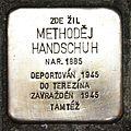Stolperstein für Methodej Handschuh.JPG