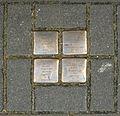 Stolpersteine Köln, Verlegestelle Ehrenfeldgürtel 163.jpg