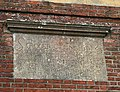 Stone Plaque at Pamphill School and Almshouses - geograph.org.uk - 600130.jpg