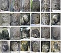 Stone carved Buddhist figures at pilgrimage circuit.jpg