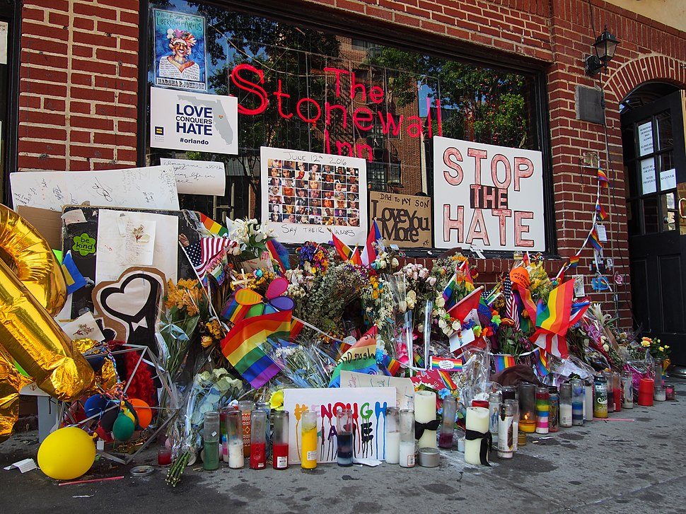 Stonewall Inn 15 pride weekend 2016