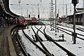 Stralsund, Hauptbahnhof (2013-02-13), by Klugschnacker in Wikipedia (9).JPG