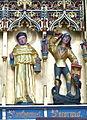 Stralsund Marienkirche - Marienkrönungsaltar 5d Antonius Georg.jpg
