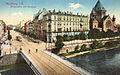 Strassburg-Kleberstaden und Synagoge-1918.jpg