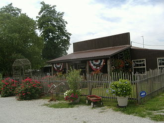 Agritourism - A herb farm in Indiana