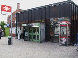 Streatham station building.JPG