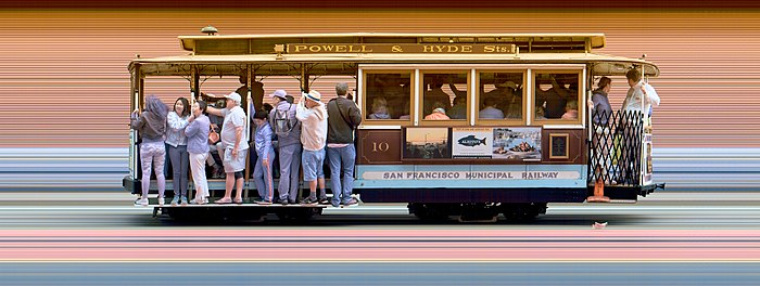 San Francisco Cable Car 10