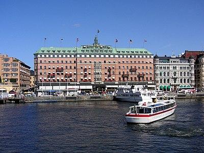 spa för två med övernattning stockholm