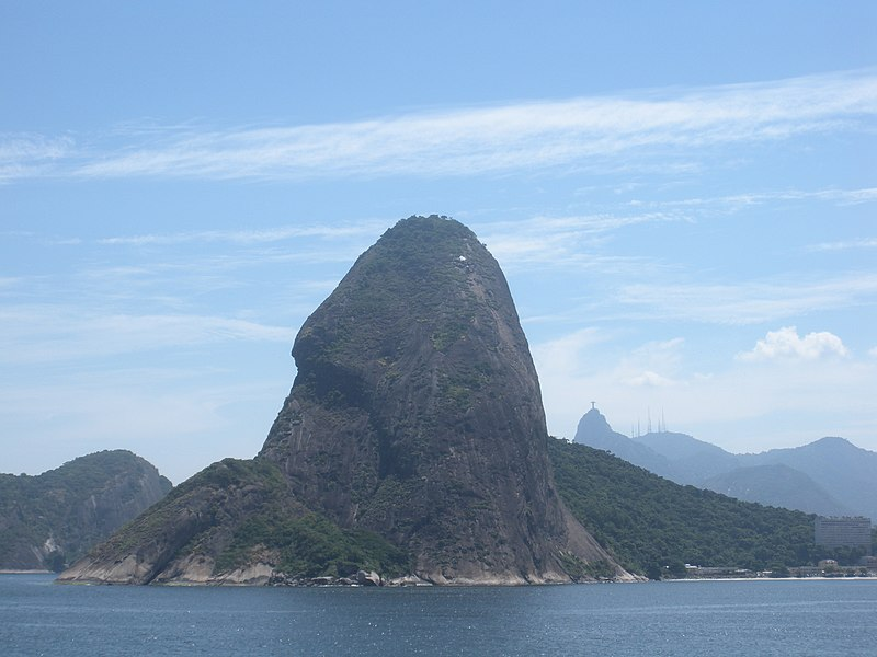File:Sugarloaf Mountain as seen from the up river, Christo Redentor seen in background.JPG