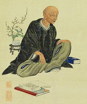 Sugita Genpaku - Sugita Genpaku (painted by Ishikawa Tairō)
