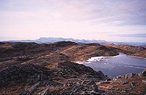 Glenelg, Highland - Beinn a'Chapuil