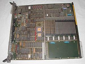 Sun-3 - Image: Sun 3 CPU