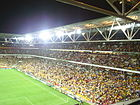 Le Suncorp Stadium à Brisbane.