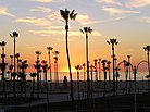 Sunset at Venice Beach - LA - panoramio.jpg