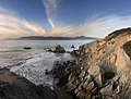 Sunset with Cirrus clouds at Land's End in San Francisco.jpg