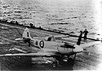 Supermarine Seafire Supermarine Seafire (16958987760).jpg