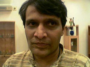Suresh Prabhu - Image: Suresh Prabhu
